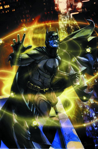 Smallville S11 Lantern I03 - Cover A - PA