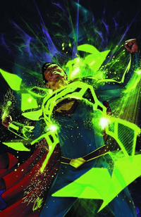 Smallville S11 Lantern I04 - Cover A - PA