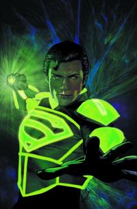 Smallville S11 Lantern I01 - Cover AU