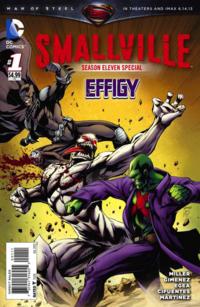 Smallville S11 S01 - Cover A