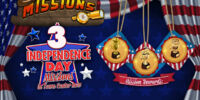 Play Three Missions For The 4th Of July!