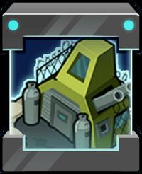 Big Bad Barracks - Blueprints
