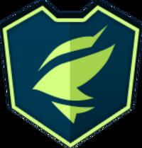Emblem - Green Bird