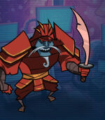 Warrior Ginsu 2
