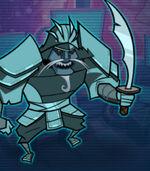 Blade Ginsu 1