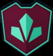 Emblem - Green Crystals