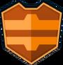 Emblem - Orange Fess