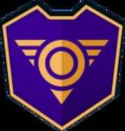 Emblem - Purple Triangle Roundel