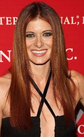 File:Debra messing red hair.jpg