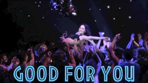 Good For You ~ Smash ~ Katharine Mcphee