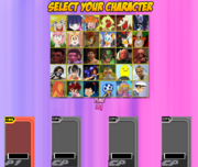 Lawl with Garterbelt 2 Select Screen