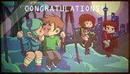 Scott pilgrim congratulations