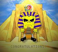 Hopeless spongebob congratulations