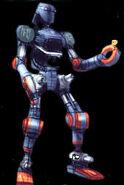 Blue Combot