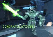 Vectorman congratulations