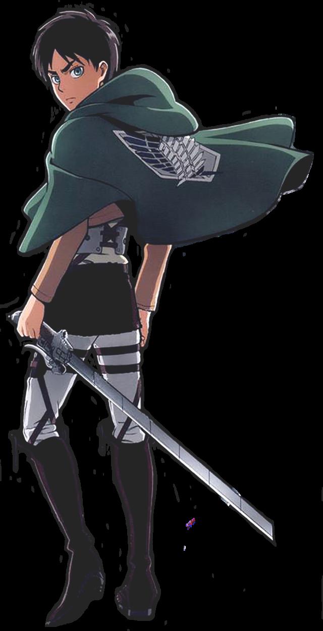 Eren Yeager | World Of Smash Bros Lawl Wiki | FANDOM ...