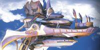 Zanarkand Airship