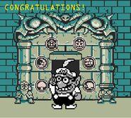 Gbc wario congratulations