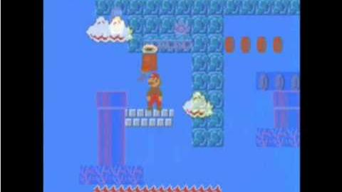 Super Mario Bros - Jeansowaty Levels The Lost Levels Trailer 1 - Mario in Weird World
