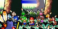 Heroes vs. Yoshi Tribe