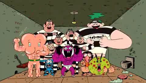 File:All Bros in Monster Cops 1.png