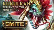 SMITE - God Reveal - Kukulkan, Serpent of the Nine Winds