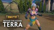 SMITE Behind the Scenes - Terra, The Earth Mother