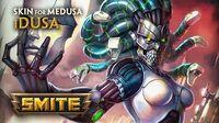 SMITE - New Skin for Medusa - iDusa