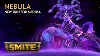 SMITE - New Skin for Medusa - Nebula