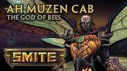 SMITE - God Reveal - Ah Muzen Cab, God of Bees