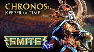 SMITE God Reveal - Chronos, Keeper of Time