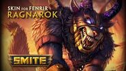 New Skin for Fenrir - Ragnarok