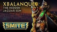 SMITE God Reveal - Xbalanque, The Hidden Jaguar Sun