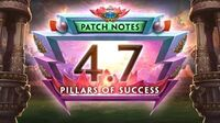 SMITE Patch Notes VOD - Pillars of Success (Patch 4