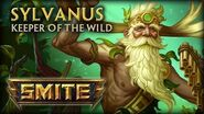 SMITE - God Reveal - Sylvanus, Keeper of the Wild