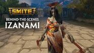 SMITE Behind the Scenes - Izanami, Matron of the Dead