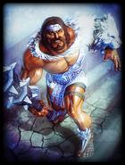 Hercules Lion of Olympus old