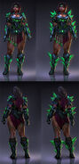 Terra 'Crystalline' Concept