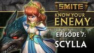 SMITE Know Your Enemy 7 - Scylla