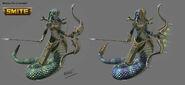 Medusa skin concept2