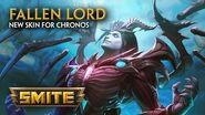 SMITE - New Skin for Chronos - Fallen Lord
