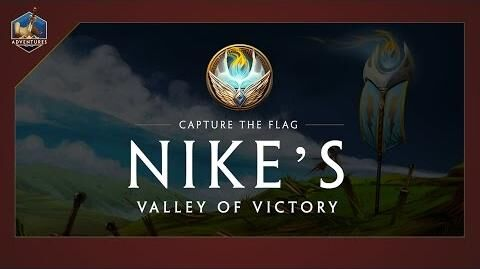 SMITE - New Adventure - Nike's Valley of Victory