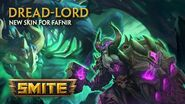 SMITE - New Skin for Fafnir - Dread-Lord