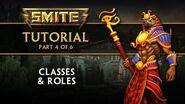 SMITE Tutorial Part 4 - Classes & Roles