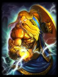Zeus Golden old