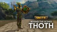 SMITE Behind the Scenes - Thoth, Arbiter of the Damned