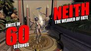 SMITE in 60 Seconds Neith, The Weaver of Fate
