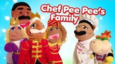 SML Movie Chef Pee Pee's Family