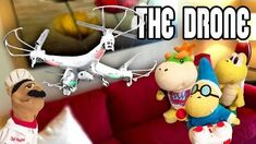 SML Short The Drone!