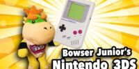 Bowser Junior's Nintendo 3DS